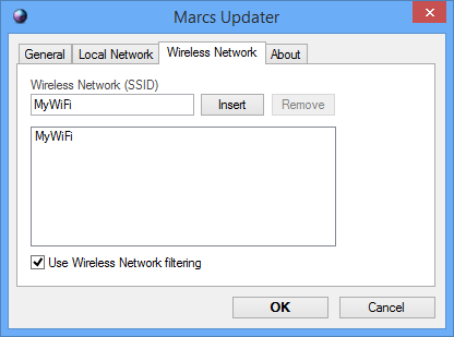 Wireless network filtering